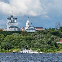 Муромский пейзаж :: Сергей Цветков