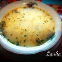 Сырный супчик :: Лана МП