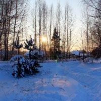 Январь :: Катя Бокова