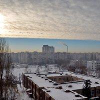 Небесное покрывало :: Валентина Данилова