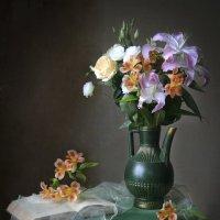 Букет в кумгане. :: lady-viola2014 -