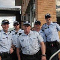 Австралийская полиция :: Антонина