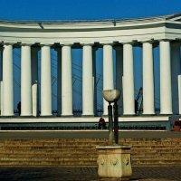 Воронцовская колоннада :: Александр Корчемный
