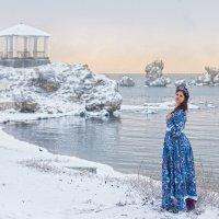 Зимняя сказка в Керчи :: Арсен Васильковский