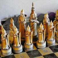 Белые начинают и, быть может,выиграют! :: Андрей Смирнов