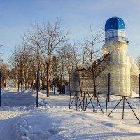 Зимний городок :: Sergey Kuznetcov