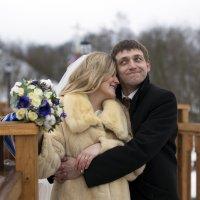 Свадьба Оли и Лёши... :: Олеся Тихомирова