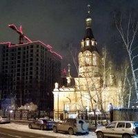 Вечерние образы... :: Николай Дони