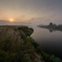 Утро перед днём ненастным... :: Roman Lunin