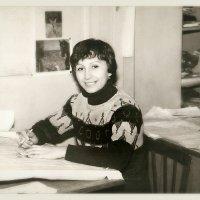 Прекрасные лица женщин 20 века(80-е) :: TATYANA PODYMA