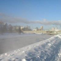 Плотина Городского пруда на реке Исеть :: Наталья (Nattina) ...