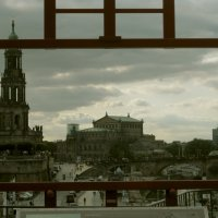 город в рамке :: ELENA RAUPOVA
