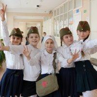 в школе...:) :: Оксана Ларченко