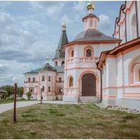 Иверский монастырь :: Светлана Королева