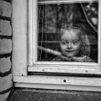За окном :: Сергей Гойшик