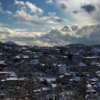 Зимний Сочи 1 :: Evgenе Sochi