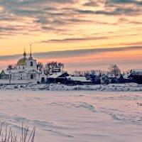 Симанский Спасо-Казанский женский монастырь. :: Ирина Нафаня