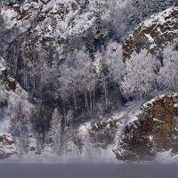 Берег Енисея :: Татьяна Соловьева