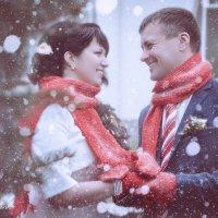 Наташа и Андрей :: Ольга Нерубенко