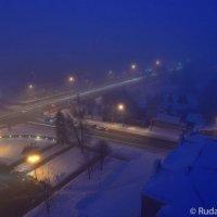 Тамбов морозным утром :: Сергей