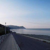 Утро на море :: Nata Grebennikova