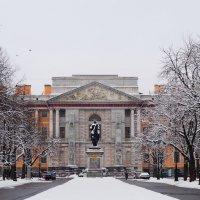 Последний снег :: Иван Миронов
