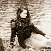 Русалка :: Светлана Шмелева