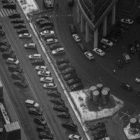 Московские парковки :: Sergey Logvenkov