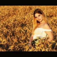 GOLDEN-GLIMMERS GIRL :: Igor Veter