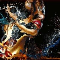 Вода и пламя :: Андрей Володин