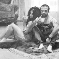 Анна и Сергей :: Андрей Молчанов