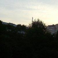 Утро  в  Ивано - Франковске :: Андрей  Васильевич Коляскин