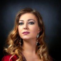 Портрет молодой женщины...5 :: Андрей Войцехов