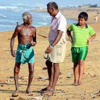 Собиратель ракушек, Шри-Ланка :: Асылбек Айманов