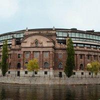 Шведский парламент. :: Александр Марусов