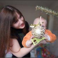 Ты чудо мое из чудес! Расти мой сынок, расти. :: Людмила Богданова (Скачко)