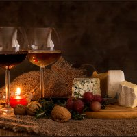 Cheese & Wine 1 :: Michael & Lydia Militinsky