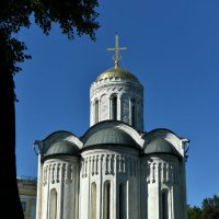 Дмитриевский собор. :: АЛЕКСАНДР СУВОРОВ