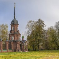 Волоколамский кремль :: Борис Гольдберг
