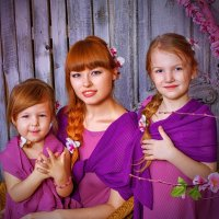 Весенние красавицы! :: Юлия Романенко