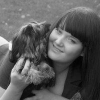дама с собачкой) :: Тарас Золотько