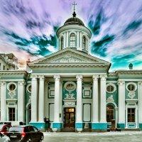 Храмы Питера :: Виктор Заморков