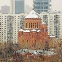 Кафедральный Собор Святого Преображения Господня. :: Александр Качалин