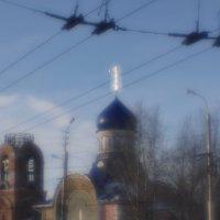 Храм Петр и Павла. Пенза. :: Валерия  Полещикова