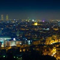 Барселона ночью :: Aleh Nekipelau