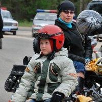 Юный байкер :: Валерий Толмачев