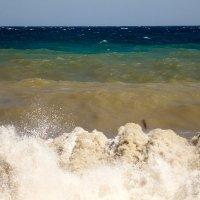 Радуга моря. :: ОЛЕГ ГАШИГУЛЛИН