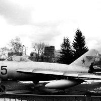 Реактивный истребитель МИГ-17, 1951 год выпуска :: Владимир Болдырев