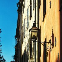 Старинный уличный фонарь :: Tanya N