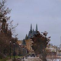 Одесская набережная в пасмурный осенний день :: Виктория Бондаренко